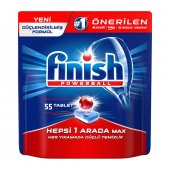 Finish Tablet Hba Regular 55li