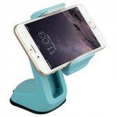 Baseus Z Universal Araç İçi Telefon Tutucu Mavi