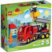 Lego Duplo Sehır 10592 Fıre Truck 4