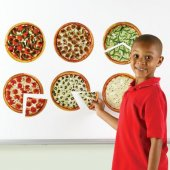 Learning Resources Pizza Kesirleri Oyunu