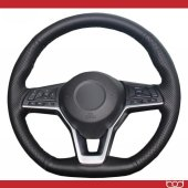 Ford Fiesta Deri Direksiyon Kılıfı 2008 2013 Bod