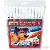 Fatih Keçeli Kalem 12 Renk