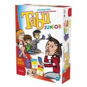 Tabu Junior Çocuk Oyunu Hasbro