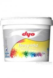 Dyo Beşyıldız İç Cephe Boyası 7,5 Lt (Tüm Renkler)