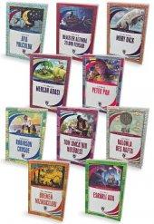 Dünya Çocuk Klasikleri Set 2 10 Kitap Dorlion Yayınları