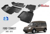 Ford Connect 2003.2012 3d Havuzlu Paspas