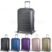 Ground Calanthe Abs Lux Orta Boy Valiz, Seyahat Çantası 6 Renk