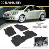Sahler Fiat Linea 2007 2017 4d Paspas