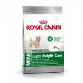 Royal Canin Mini Light Weight Care Köpek Maması 4 Kg
