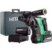 Hitachi Dh18dbl 18volt 5.0ah Li İon 2.6j Sds Plus Kırıcı Delici