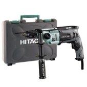 Hitachi D13vl 860watt 13mm 2 Vitesli Profesyonel Darbesiz Matkap