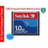 1 Gb Cf Compack Flash Kart Sandısk