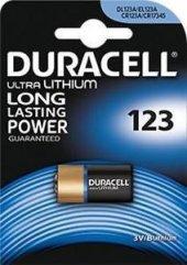 Duracell 123 3v Lityum Pil