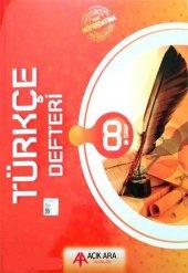 Açık Ara Yayınları Lgs 8. Sınıf Türkçe Defteri