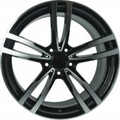 Emr 5468 03 8,5x20 Pcd 5x120 Et35 72.56 Black Polished (4 Adet)