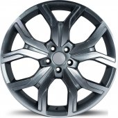 Emr 1266 03 9,5x20 Pcd 5x108 Et45 Dark Grey Polished Jant(4 Adet)