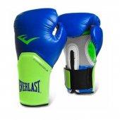 Everlast 2300 Elite Profesyonel Stil Mavi Yeşil Boks Eldiveni 230