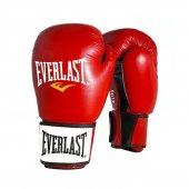 Everlast Ergo Foam Boxing Profesyonel Kırmızı Boks Eldiveni 6000l