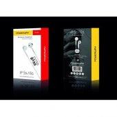 Powerway Pw 601 Beyaz Cep Telefon Kulaklılığı Samsun İphone 4 5 6
