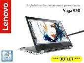 Lenovo Yoga 520 (Outlet) Core İ5 8250u 4gb 1tb 940mx 14