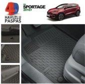 Kia Sportage 4d Premium Havuzlu Paspas 2016+