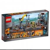 Lego Jurassic World Dilophosaurus Karakol Saldırısı 75931 3