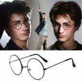 Harry Potter Model Yuvarlak İmaj Gözlüğü