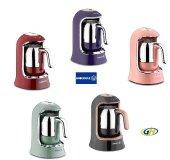Korkmaz A860 01 02 03 04 Kahvekolik Otomatik Türk Kahve Makinesi