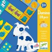 Domino Colour Animals