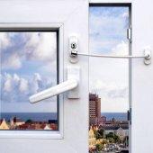 Pvc Kapı Ve Pencere İçin Çelik Güvenlik Halatı Emniyet Kilidi