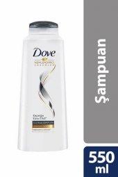 Dove Şampuan 550 Ml Kepeğe Karşı 2si 1 Arada