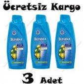 Blendax 600 Ml * 3lü Şampuan