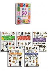 Ilk 50 Sözcük Flash Cards Ve Benim İlk Kelimelerim 6 Adet