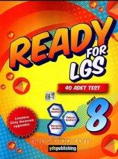 Yds Publishing Ready For Lgs 8. Sınıf 40 Adet Test