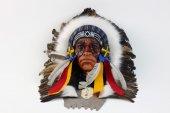 Kh.503, Kızılderili Duvar Maskı