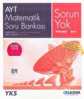 Ayt Matematik Soru Bankası (Onadım Yayınları)