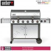 Weber Genesis Lx S 640 Gbs, Paslanmaz Çelik Mangal