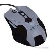 ınca Img 316gs 4000dpı 8d 128k Laser Oyuncu Mouse + Oyuncu Mousep
