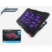 Hadron Hd2013 6 Fanlı Notebook Soğutucu Standlı Laptop Altı Fan