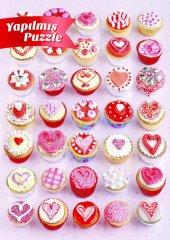 Educa Puzzle Cupcakes 1000 Parça Yapılmış Puzzle