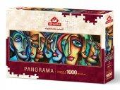 Hüznü Paylaşanlar 1000 Parça Panorama Puzzle