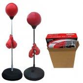 Punching Ball Yükseklik Ayarlı 126 146 Cm 1 Çift Eldiven Hediyeli