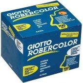 Giotto Robercolor Tozsuz Tebeşir Turuncu 100 Lü Paket