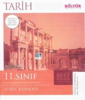 11. Sınıf Tarih Soru Bankası Kitabı (Kültür Yayınları)