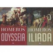 Ilyada Odysseia Homeros 2 Kitap