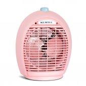 Kumtel Lx 6331 Elektrikli Fanlı Isıtıcı(Sıcak & Soğuk Fan)