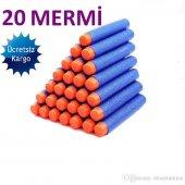 Nerf Yedek Mermi 20 Adet Tüm Nerflerle Uyumlu