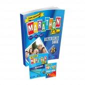 Marathon Plus 8.sınıf Set Reference+wrokbook