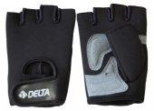 Delta Roys Siyah Body Fitness Ağırlık Eldiveni