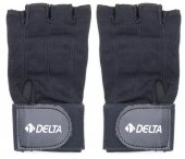 Delta Gees Bileklikli Body Fitness Ağırlık Eldiveni